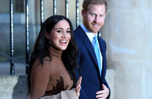 10+ Harry And Meghan 2020