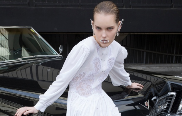 Maison Franscesco Scongnamiglio Couture Spring 2020