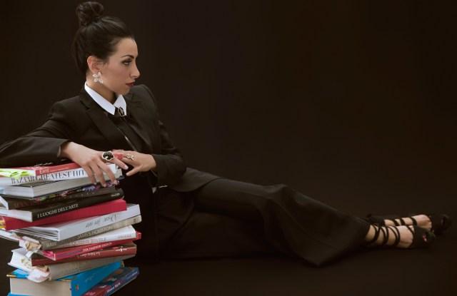 Pasquale Bruni creative director Eugenia Bruni
