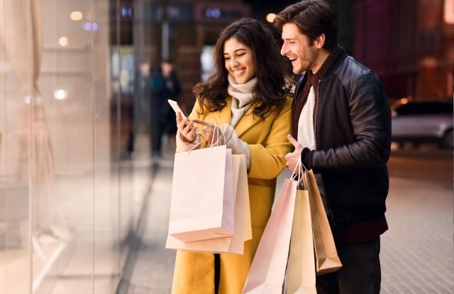 Millennials-shopping