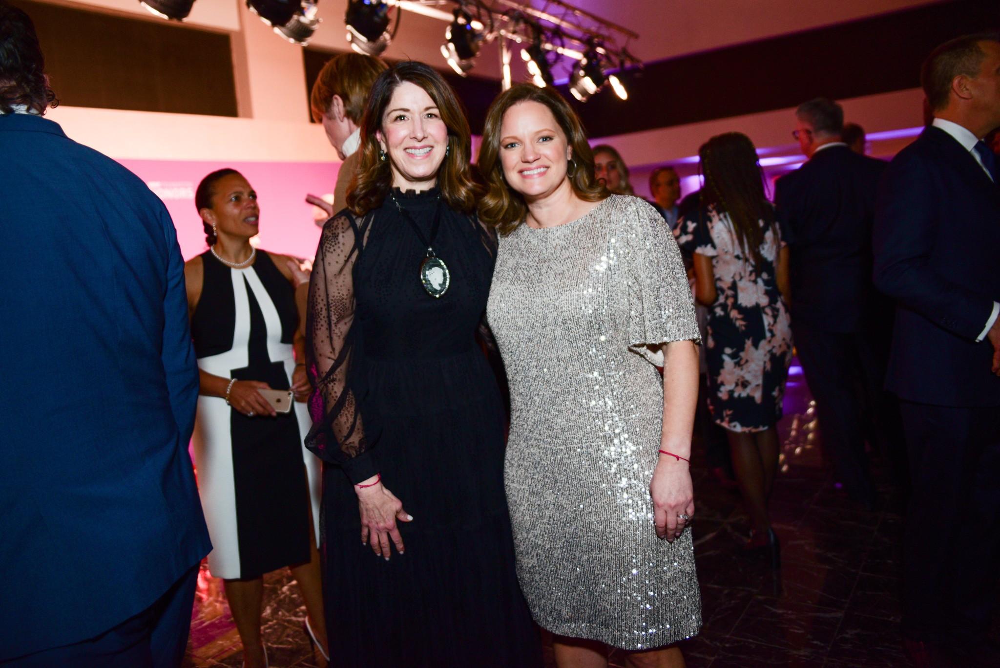 Karen Katz and Ellen Davis