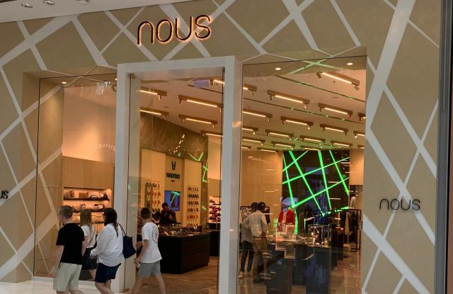 French concept-store Nous has opened in the Dubai Mall