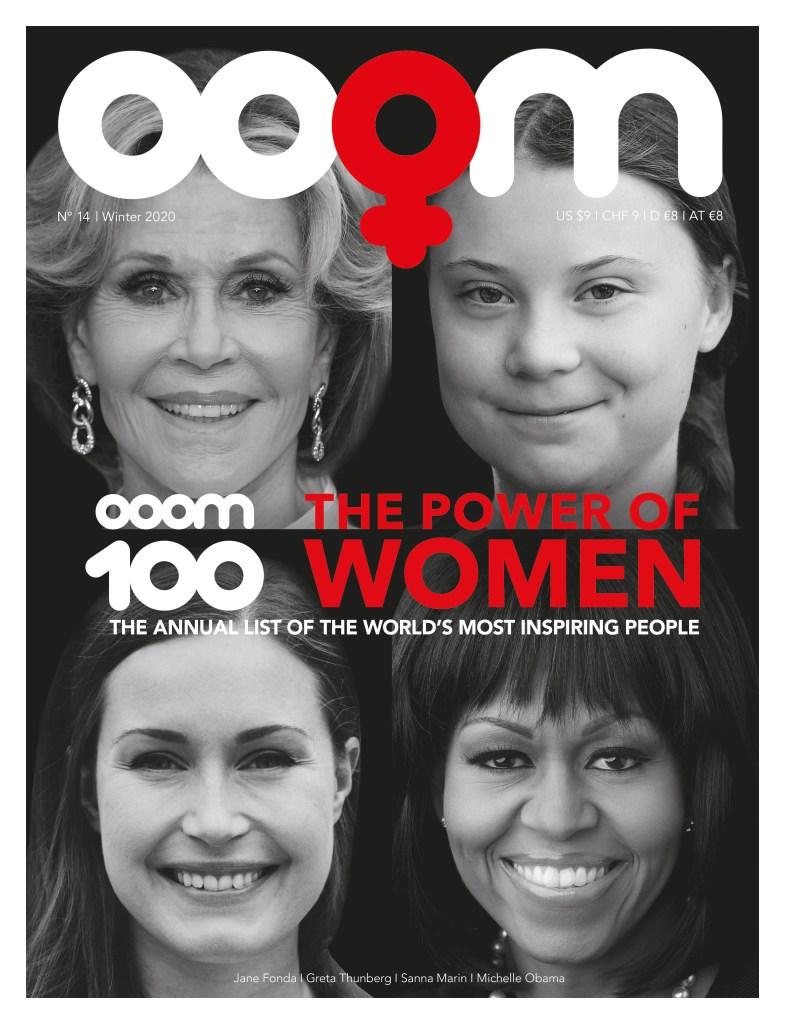 OOOM 100 Cover