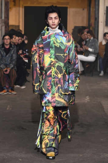 Palomo Spain Men's Fall 2020