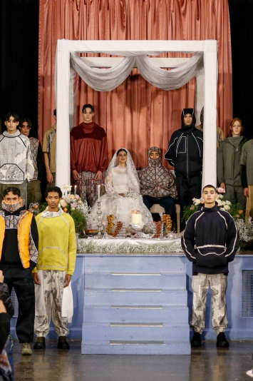 Paria/Farzaneh LFW Men's Fall 2020