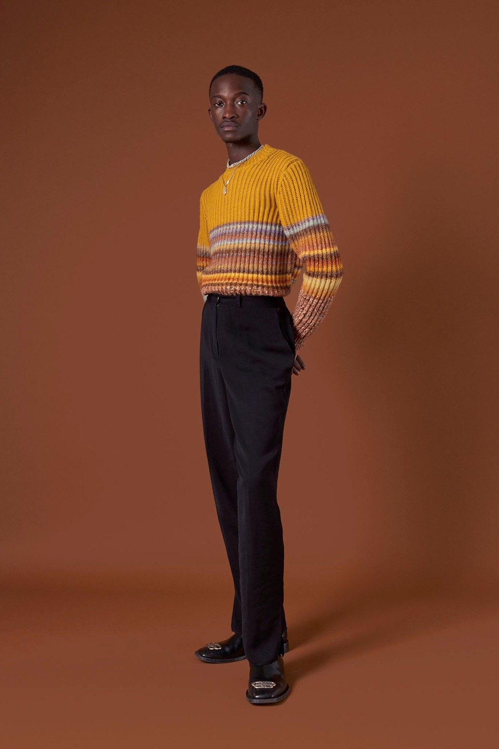Tactile Knits: Altea sweater