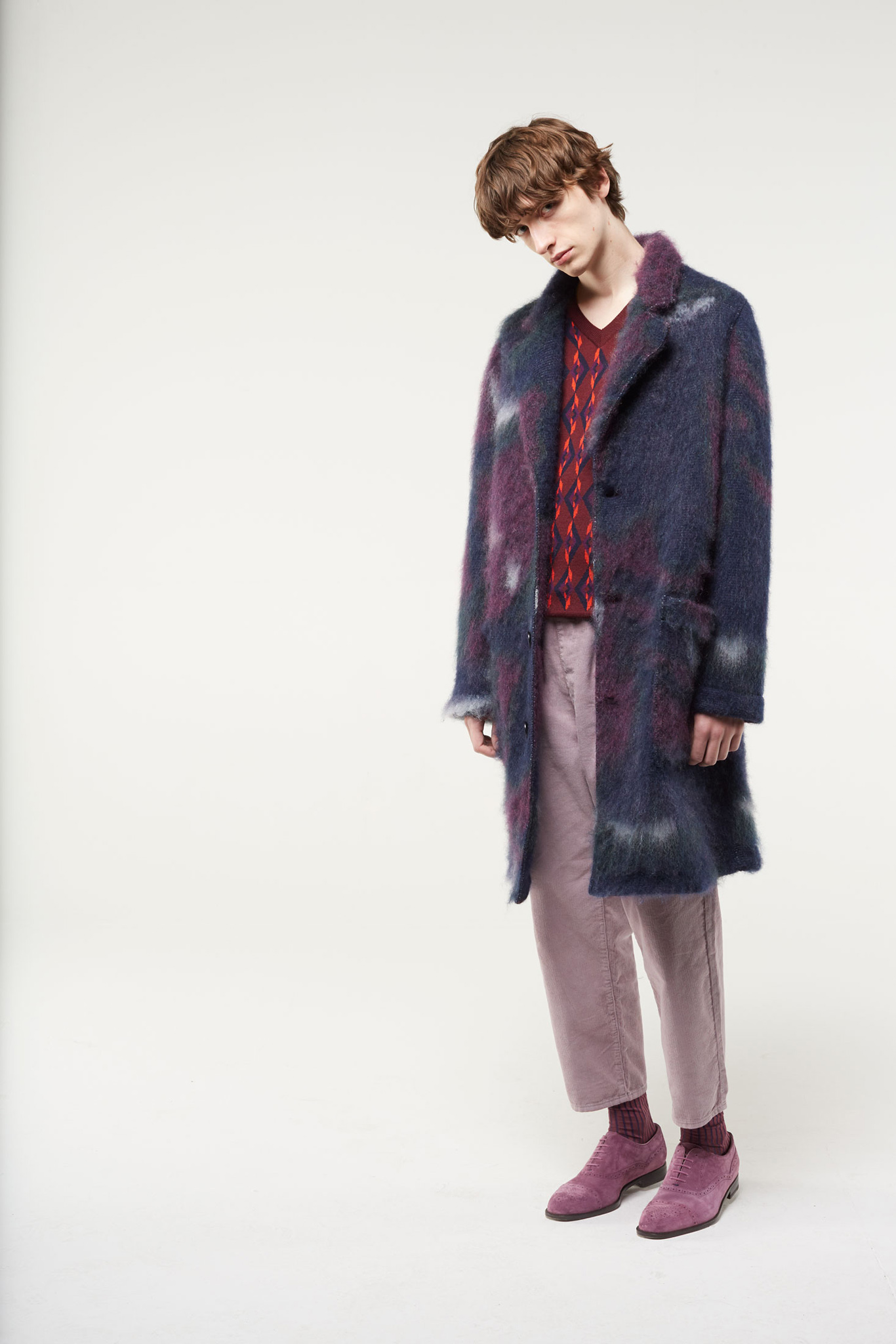 Pringle of Scotland Men's Fall 2020 – WWD
