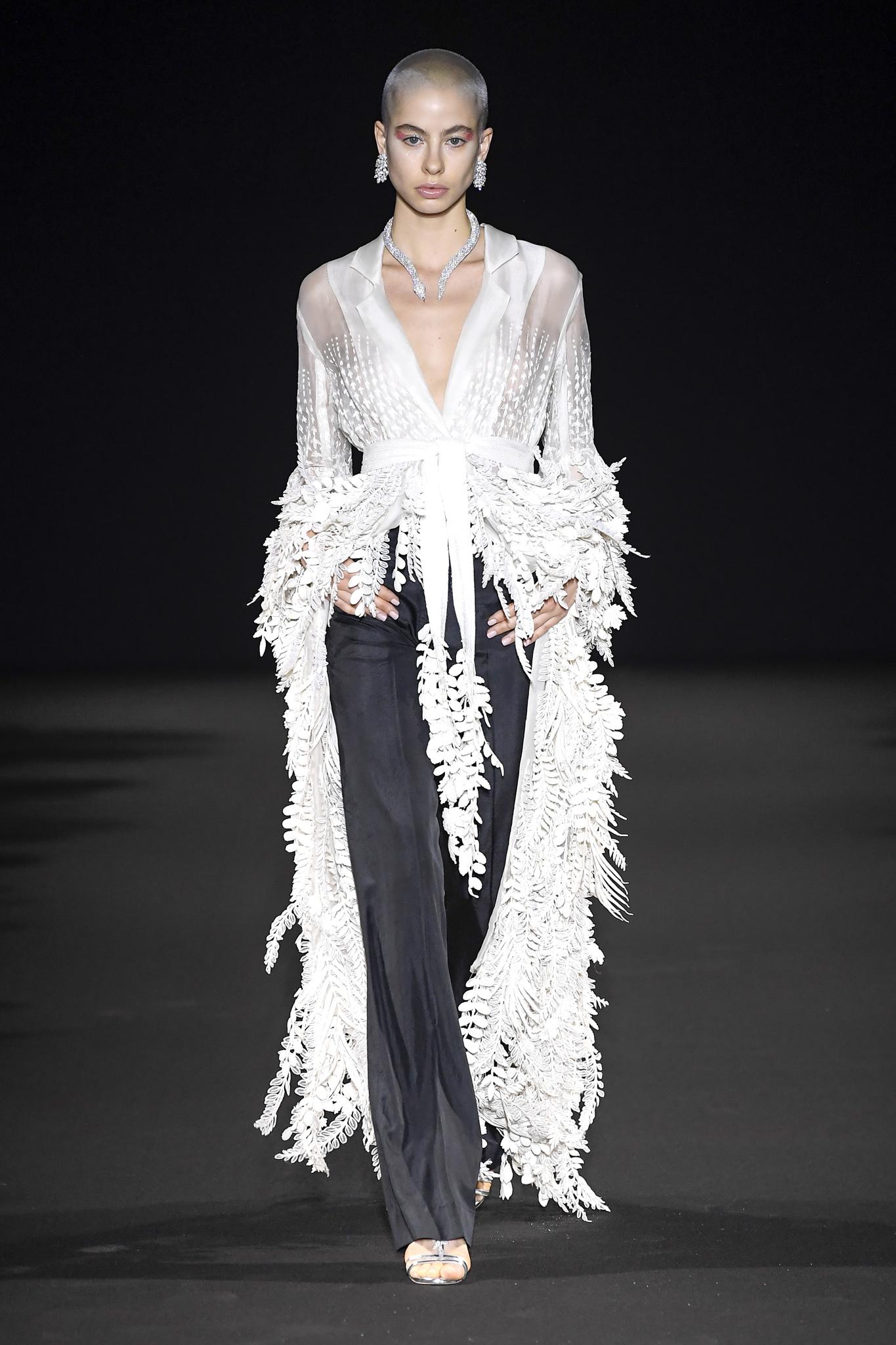 Rahul Mishra Couture Spring 2020