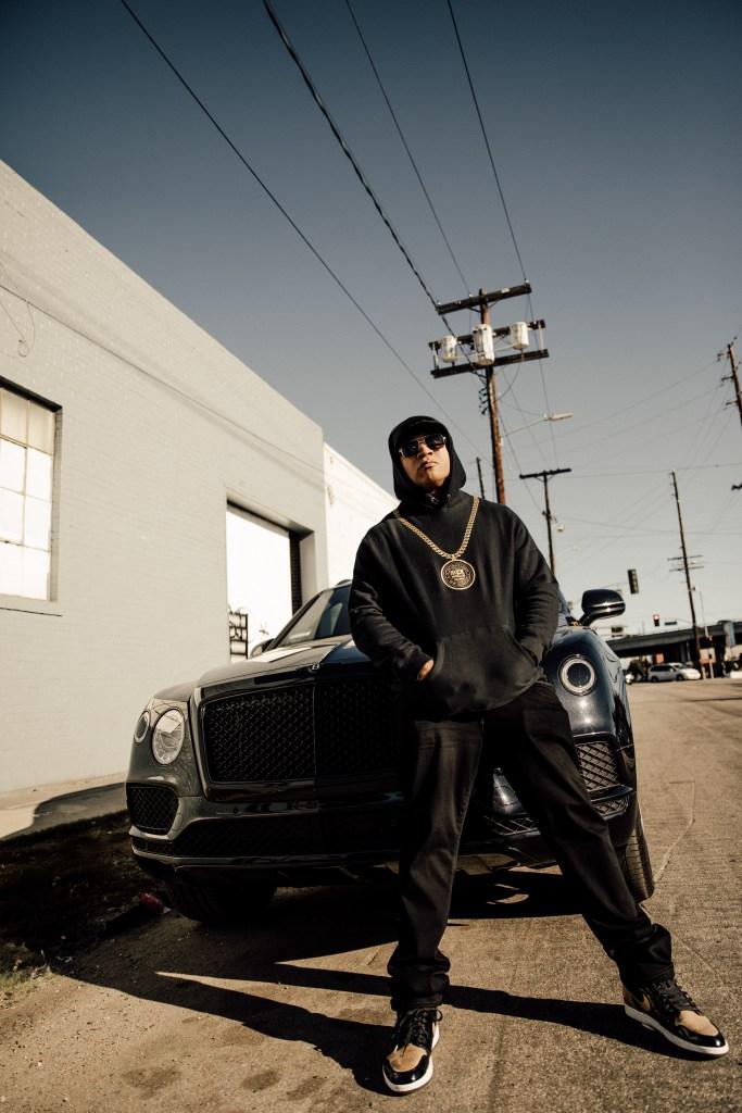 LL Cool J was one of the originators of hip-hop culture.