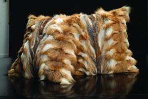 FICA Fur pillow