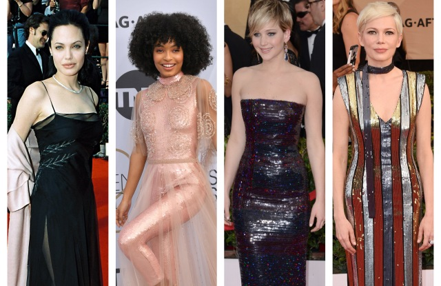 The Most Unforgettable SAG Awards Looks of All Time