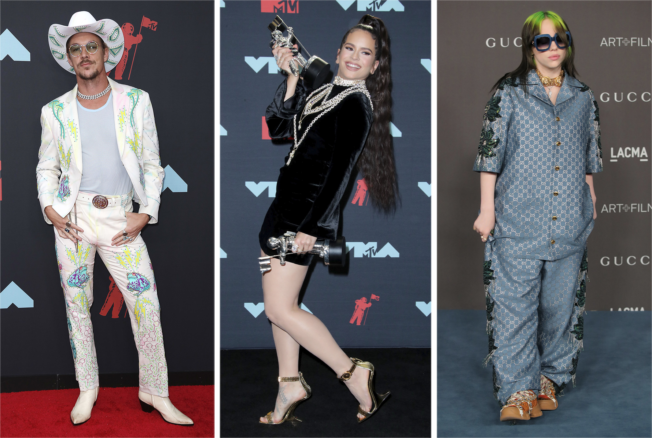 grammys 2020 billie eilish s stylist on prepping for the big night wwd grammys 2020 billie eilish s stylist