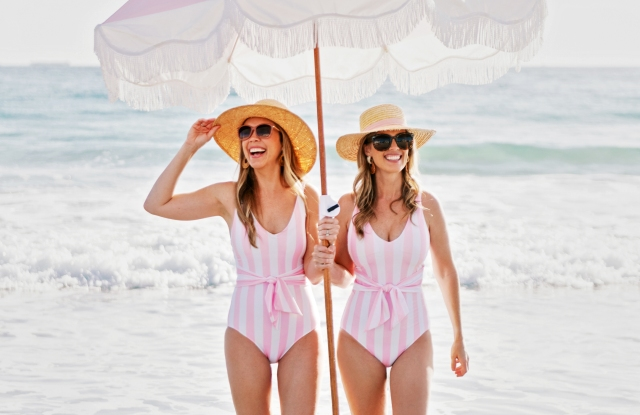 Palm Beach Lately's Beth Aschenbach and Danielle Norcross.