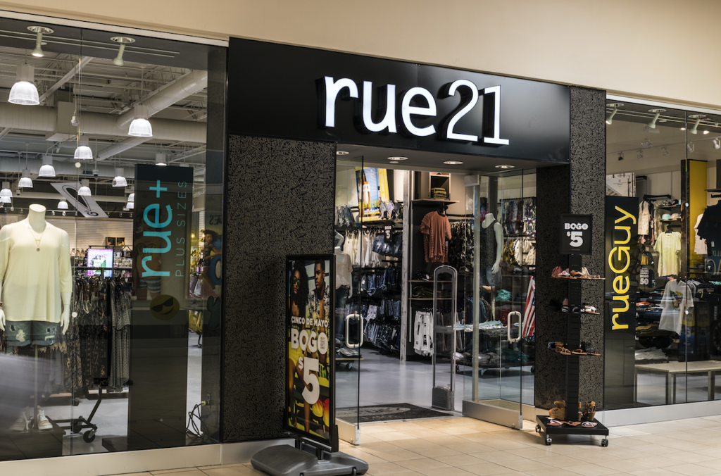 Rue21 sees an opportunity in plus sizes, an underserved market.