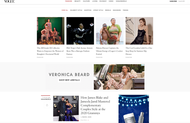 Condé Nast is planning to launch a new shopping vertical.