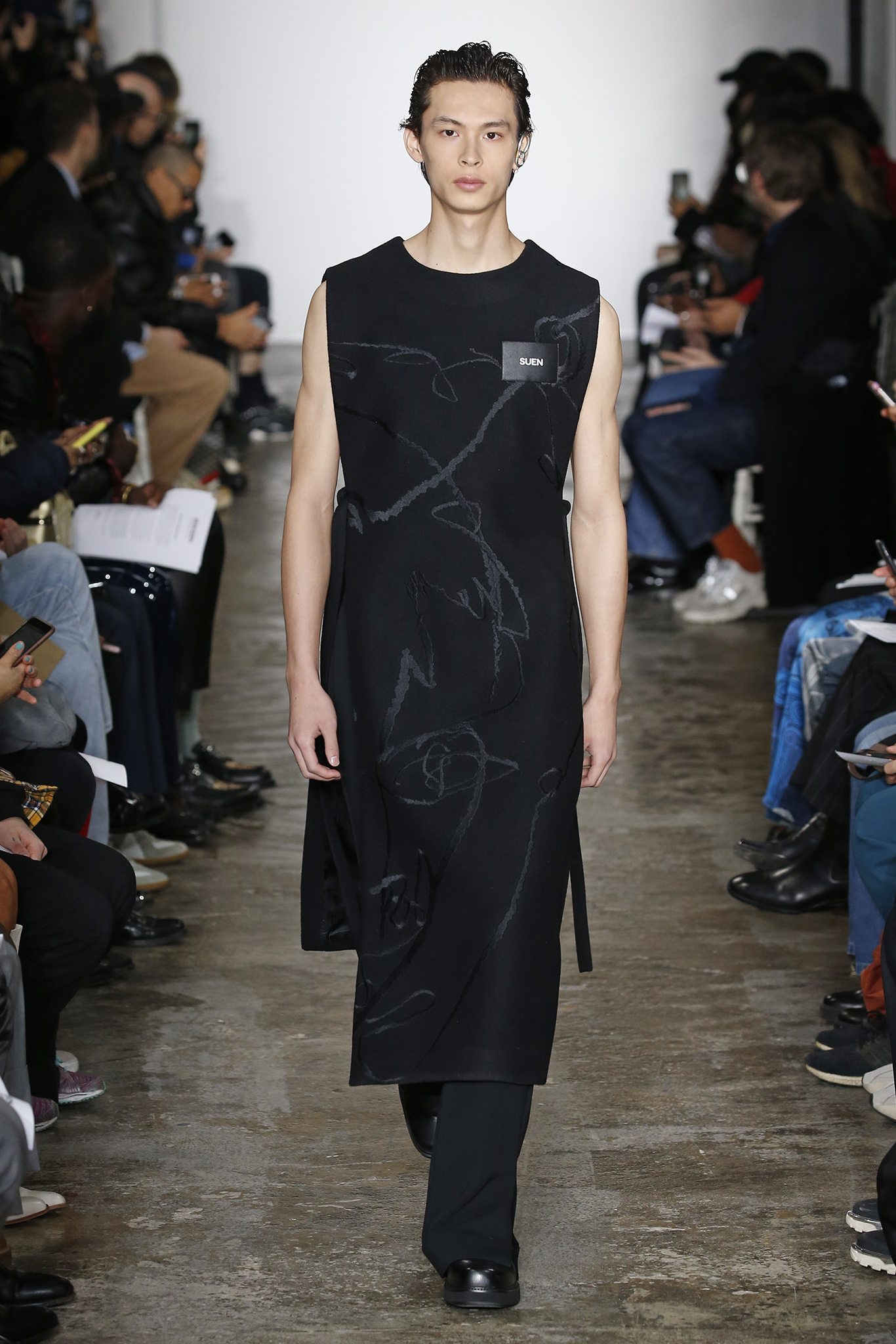Sean Suen Men's Fall 2020