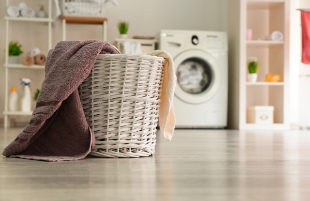 Bosch consumer survey on laundry habits.