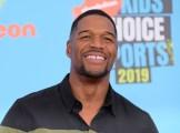 Michael StrahanNickelodeon Kids' Choice Sports Awards, Arrivals, Barker Hanger, Los Angeles, USA - 11 Jul 2019