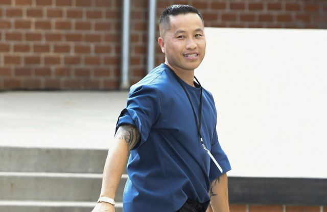 Phillip Lim on the catwalk3.1 Phillip Lim show, Runway, Spring Summer 2020, New York Fashion Week, USA - 09 Sep 2019