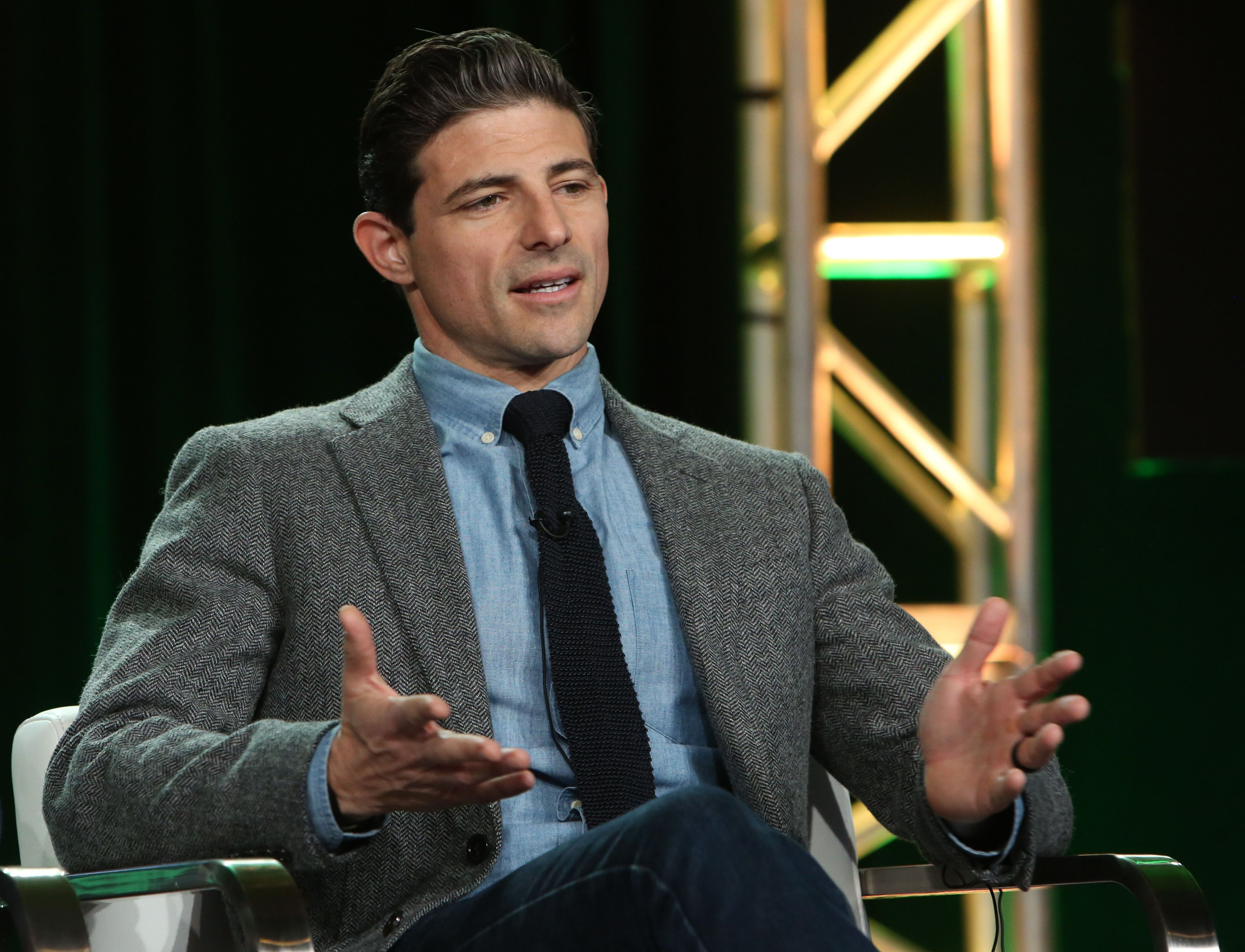 Matt Gutman'Earth Day' National Geographic, TCA Winter Press Tour, Panels, Los Angeles, USA - 17 Jan 2020