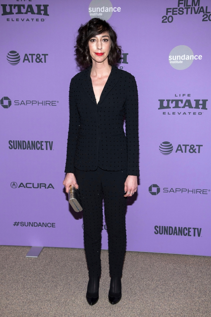 """Lana Wilson attends the premiere of """"Miss Americana"""" at the Eccles Theater during the 2020 Sundance Film Festival, in Park City, Utah2020 Sundance Film Festival - """"Miss Americana"""" Premiere, Park City, USA - 23 Jan 2020"""