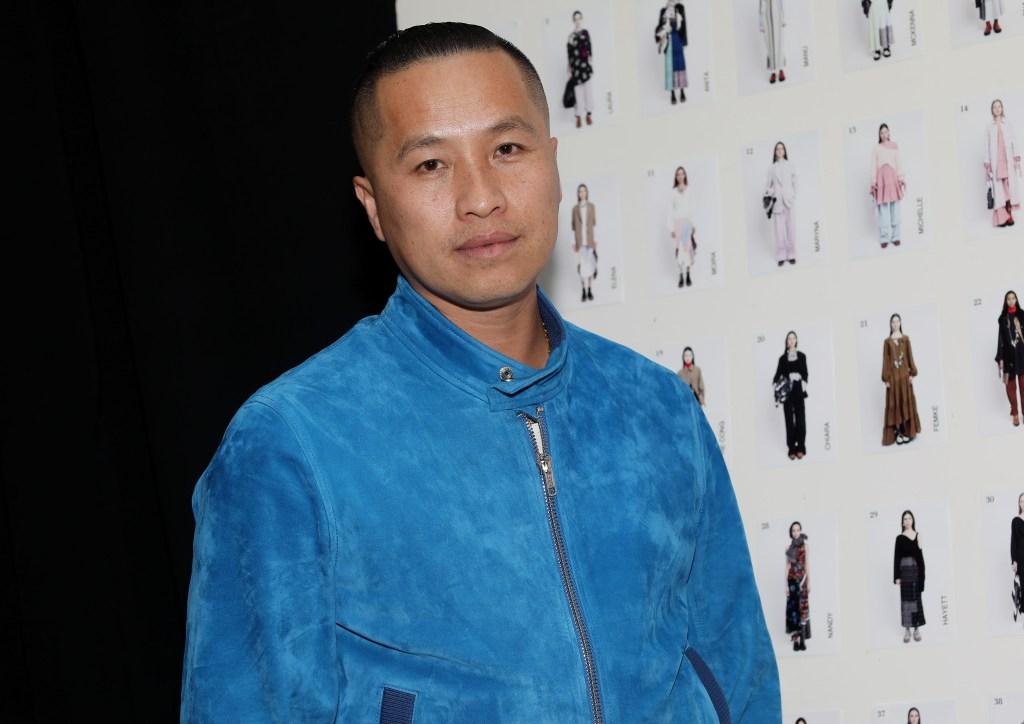 Phillip Lim backstage3.1 Phillip Lim show, Backstage, Fall Winter 2018, New York Fashion Week, USA - 12 Feb 2018