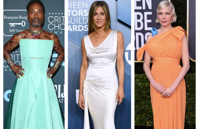 Spring 2020 Colors: How Celebrities Are Wearing the Spring 2020 Colors on the Red Carpet