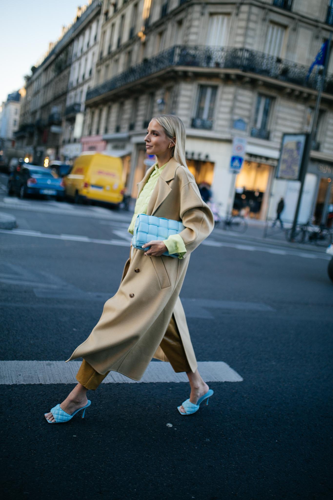 Street style at Paris Couture Week Spring 2020