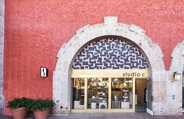 C Magazine retail store Newport Beach Studio C