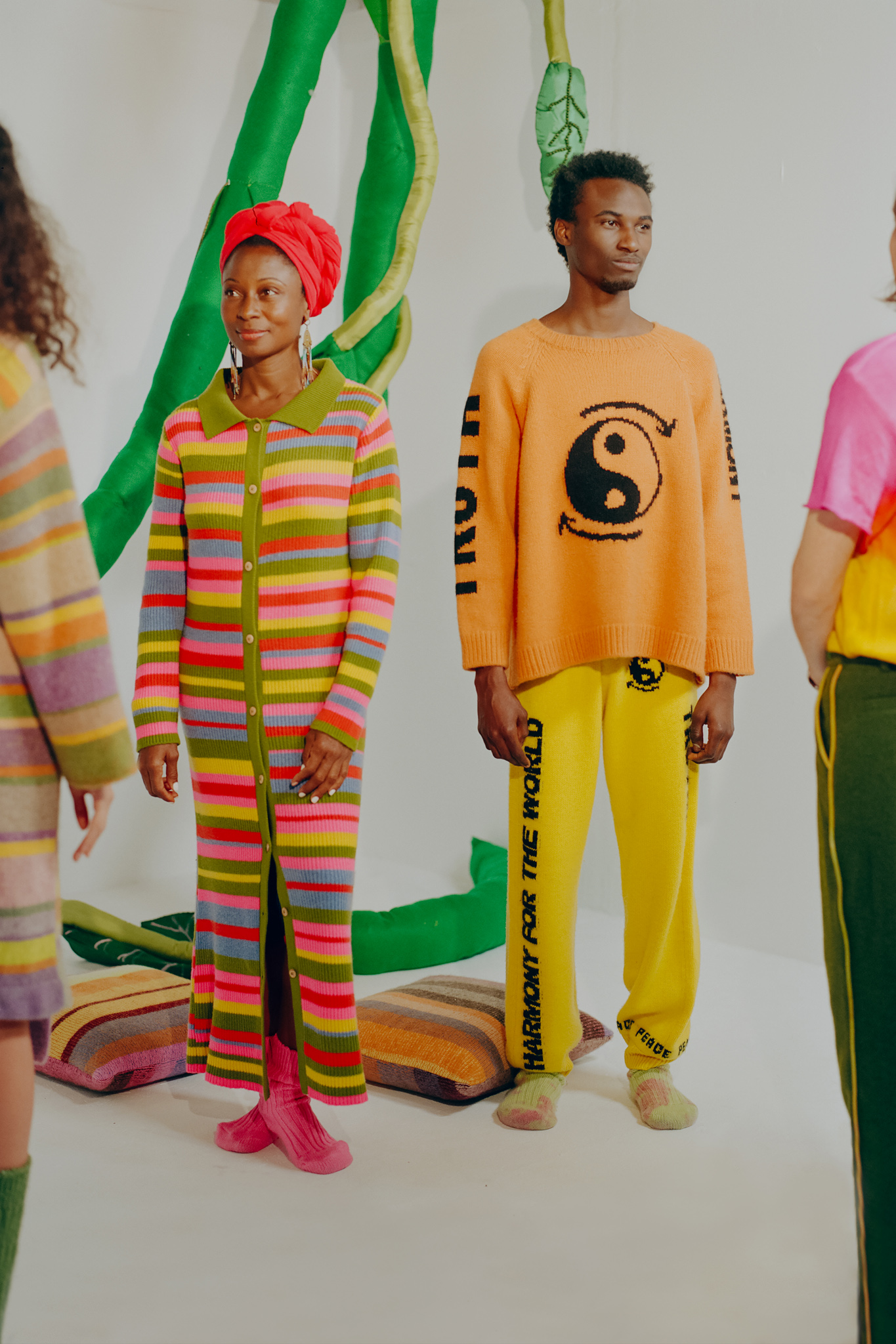 The Elder Statesman Pre-Fall 2020