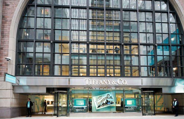 Tiffany lawsuit