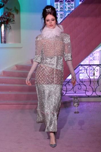 Ulyana Sergeenko Couture Spring 2020