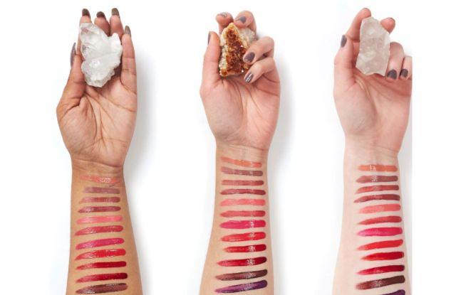 Āether Beauty launches lip products.