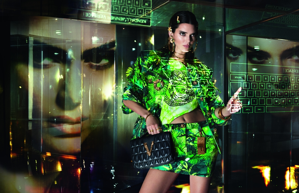 Versace spring 2020 advertising campaign