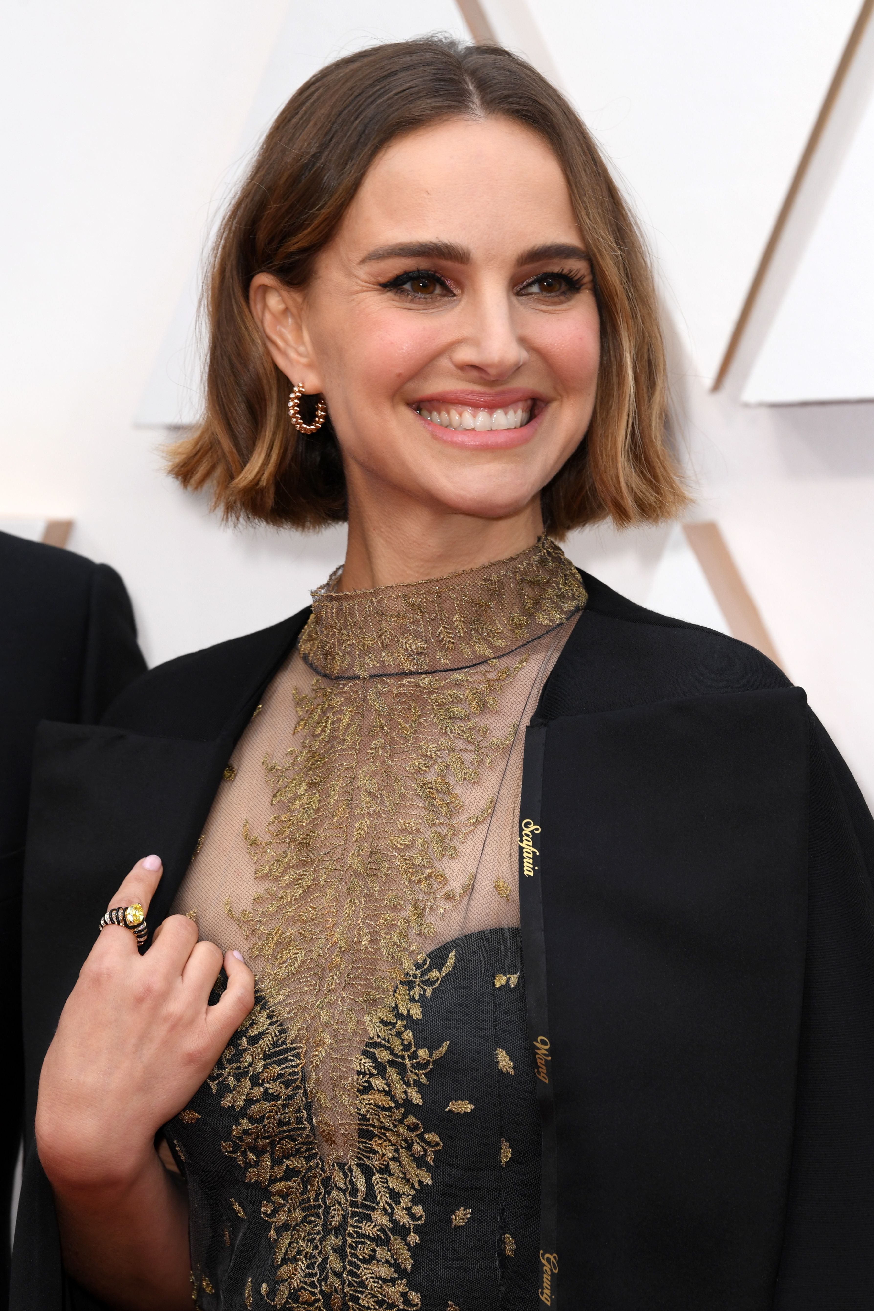 Natalie Portman92nd Annual Academy Awards, Arrivals, Los Angeles, USA - 09 Feb 2020