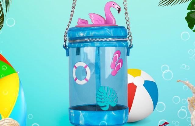 A Danielle Nicole bag for Carnival Cruise Line.