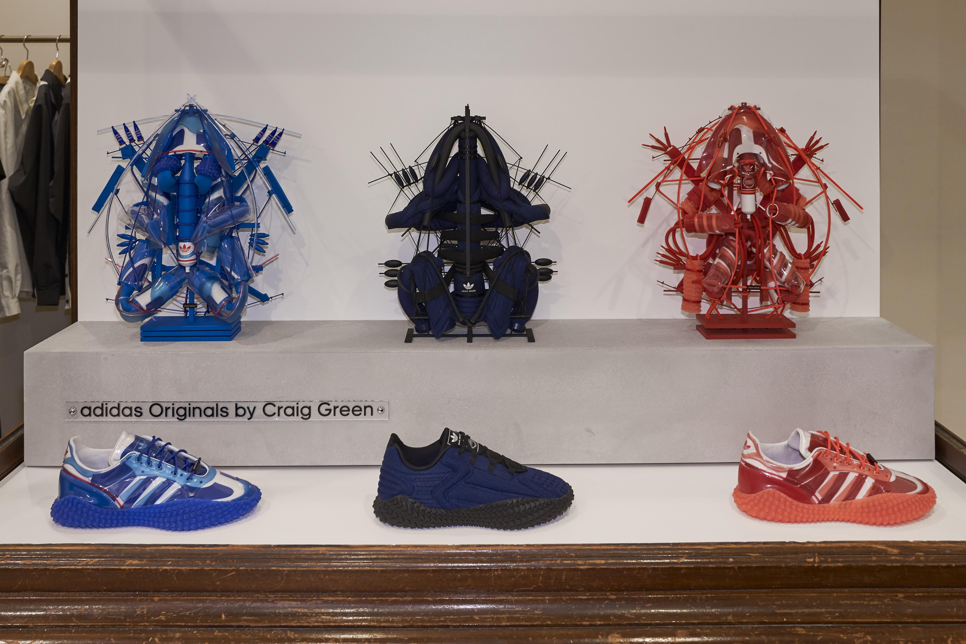 Craig Green Fetes Adidas Originals