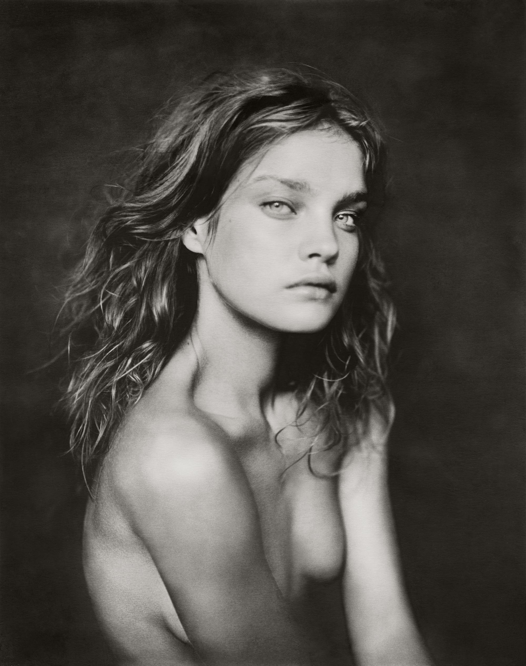 Natalia Vodianova for Egoïste, Paris 2003.