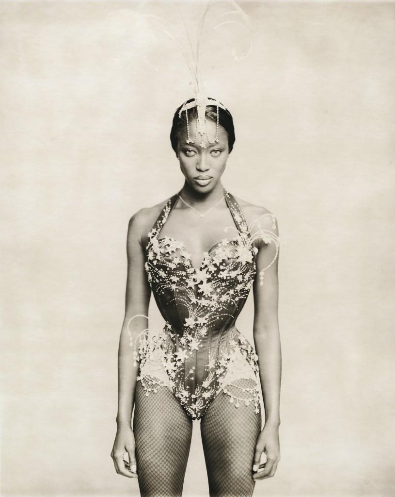 Naomi Campbell for Vogue Italia, Paris 1997.