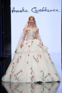 Amelia Casablanca bridal