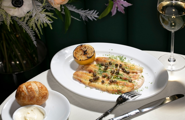 Dover Sole - American Bar Opens in the West Village