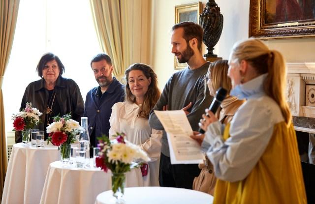 Breakfast with Association of Swedish Fashion Brands