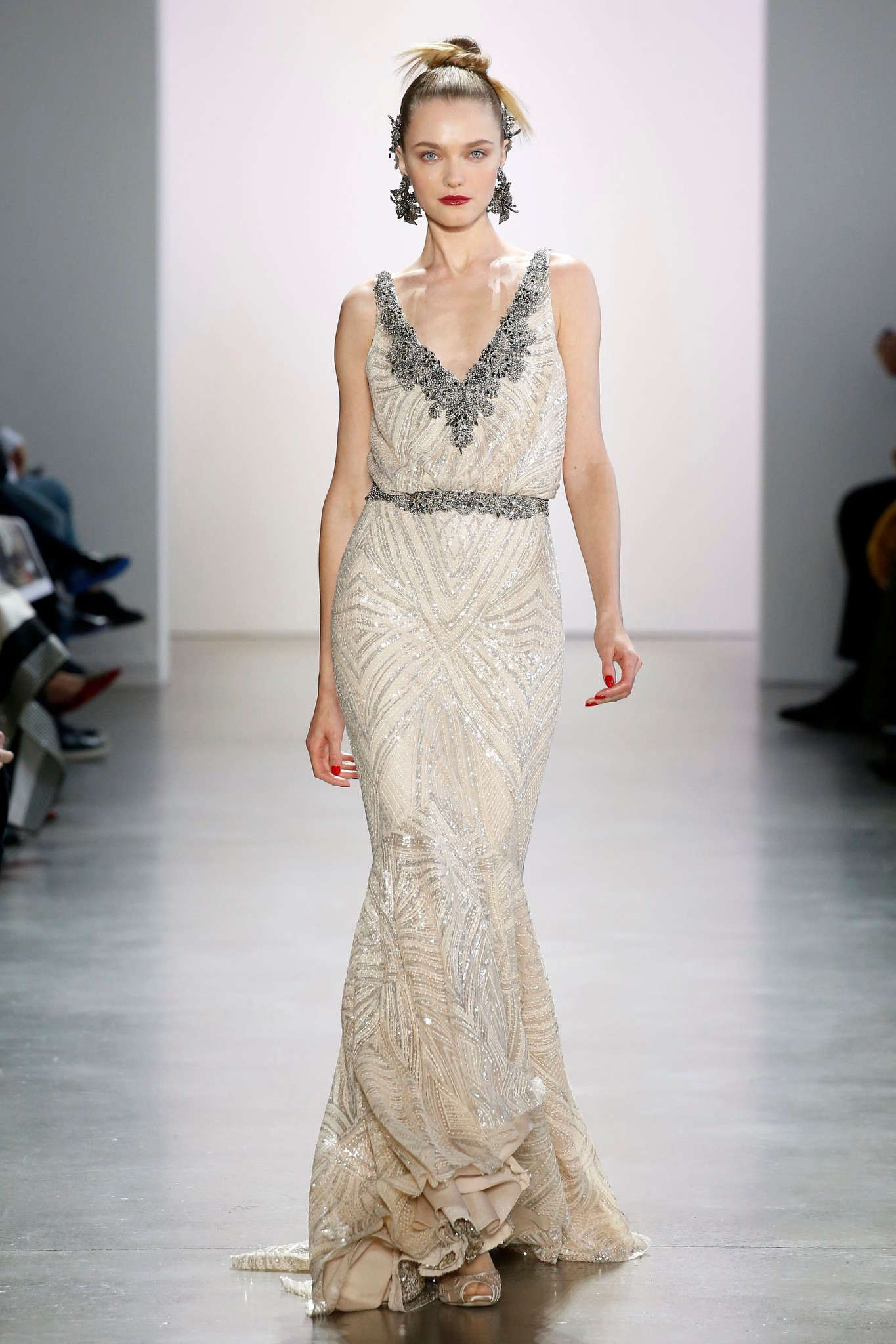 Badgley Mischka RTW Fall 2020