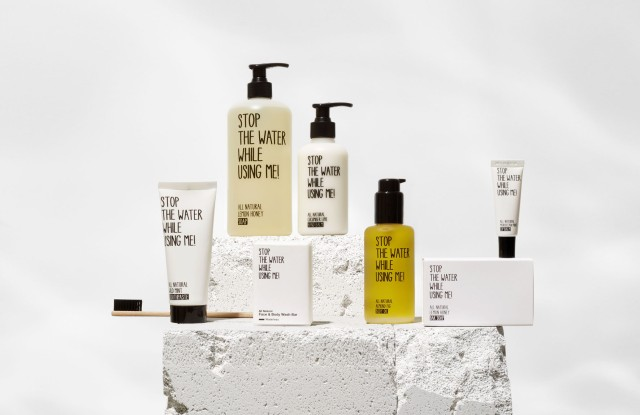 Stop The Water While Using Me! products