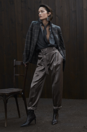 Brunello Cucinelli Women's RTW Fall 2020
