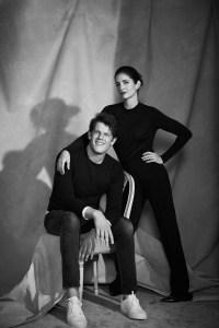 Wes Gordon and Carolina Herrera de Baez