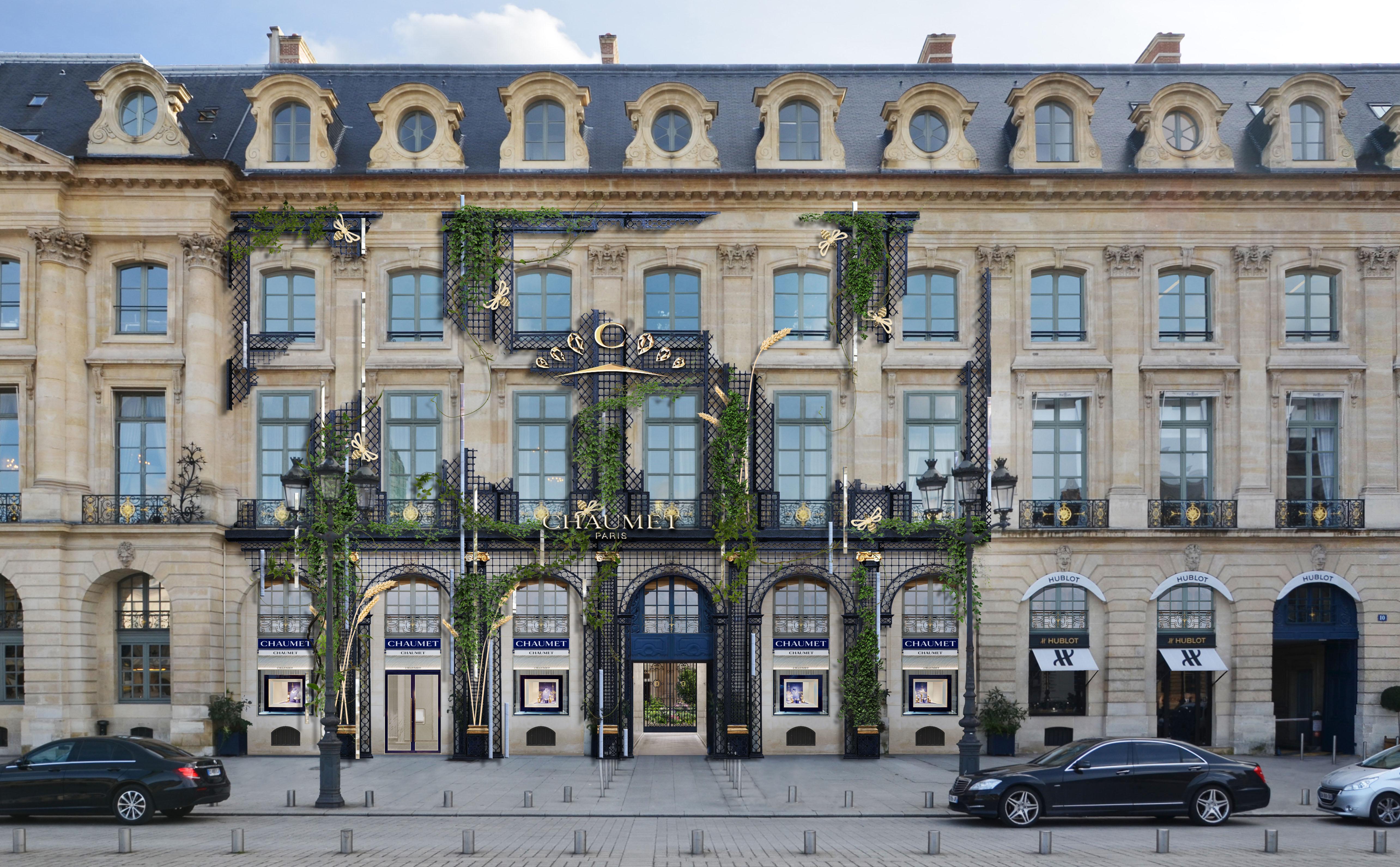 Chaumet has refurbished its Place Vendôme flagship.