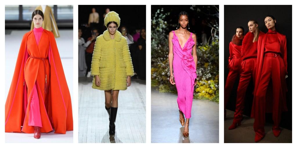 NYFW Fall 2020 Fashion Trend: Color