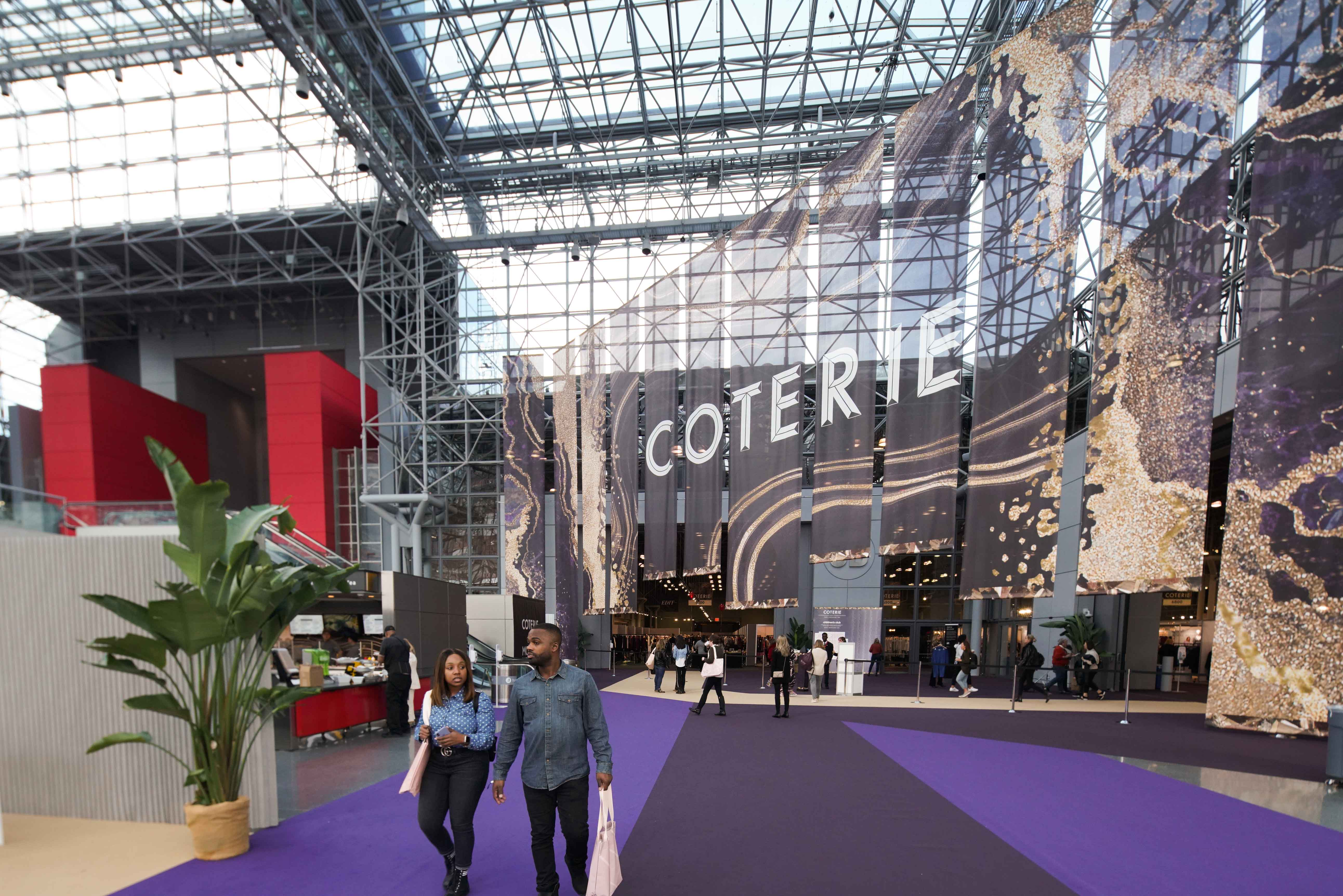 Coterie ran Feb. 11 through Feb. 13 at the Javits Center.