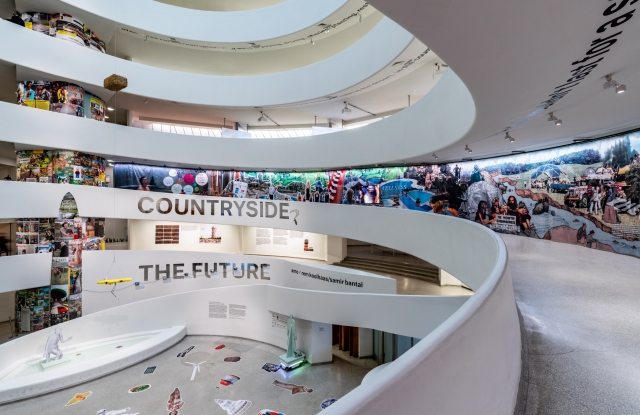 Countryside, The Future; On view February 20, 2020 to August 14, 2020